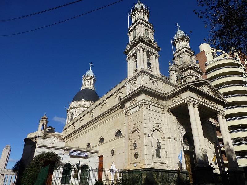 Cathédrale Notre-Dame-du-Rosaire, Rosario