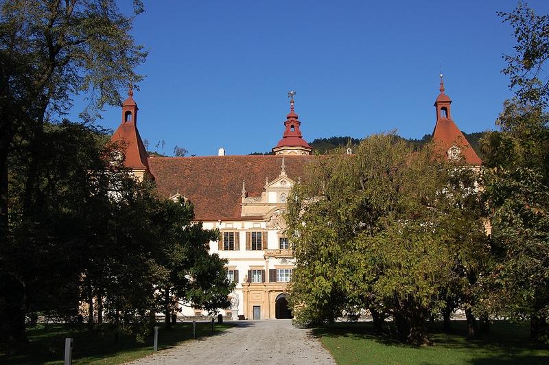 Château d'Eggenberg, Graz