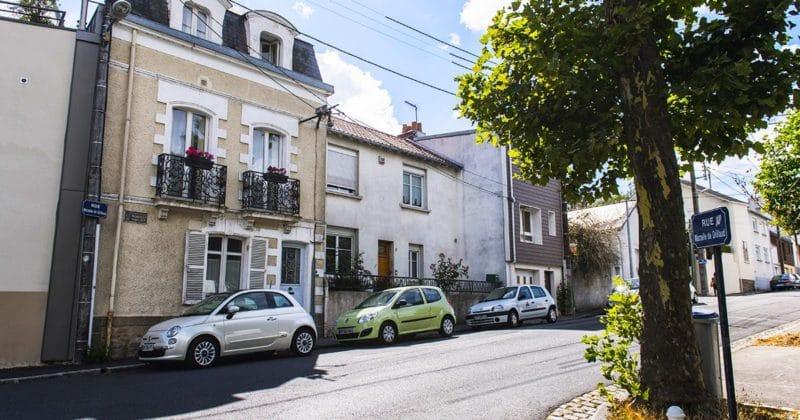 Quartier Dervallières-Zola, Nantes