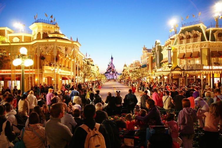 Dormir à Disneyland Paris