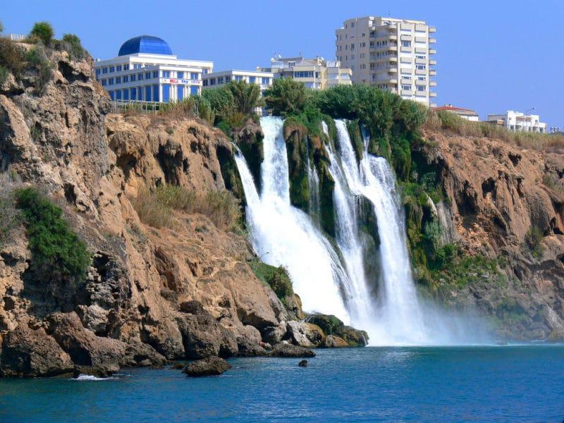 Chutes de Düden, Antalya