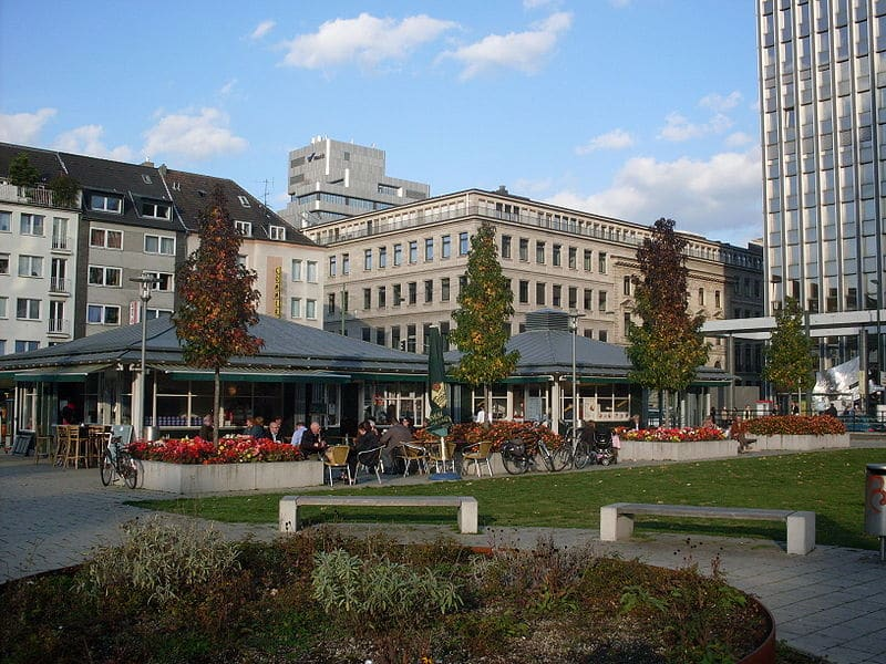 Friedrichstadt, Düsseldorf