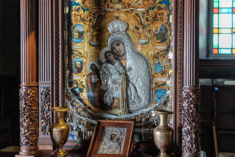 Edifice religieux, Hydra, Grèce