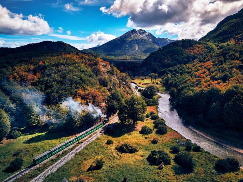 Train de la fin du Monde, Ushuaia