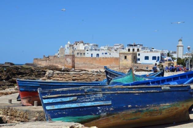 5 jours à Essaouira à partir de 124€ par personne (vols A/R + hébergement)
