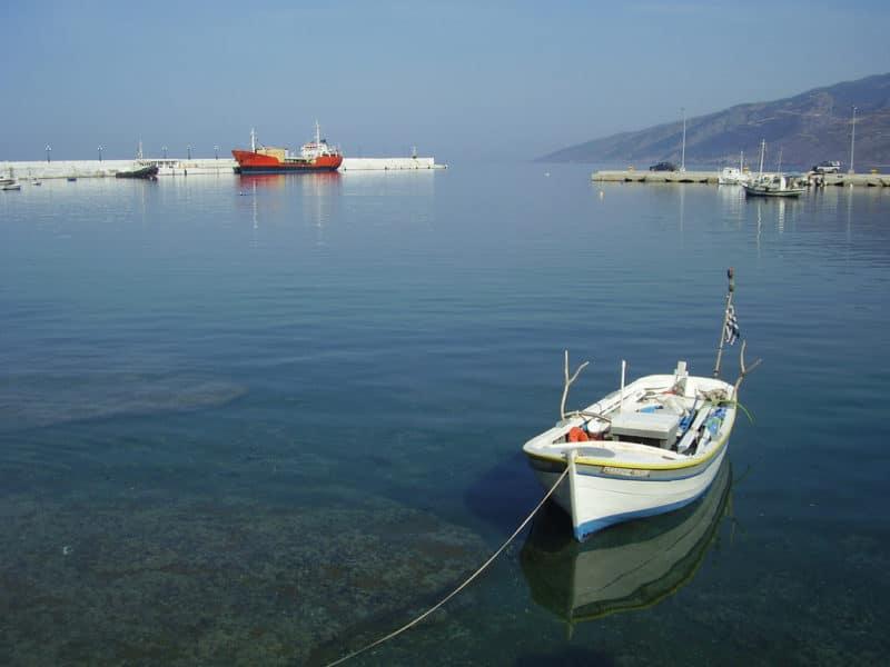 Evdilos, Ikaria