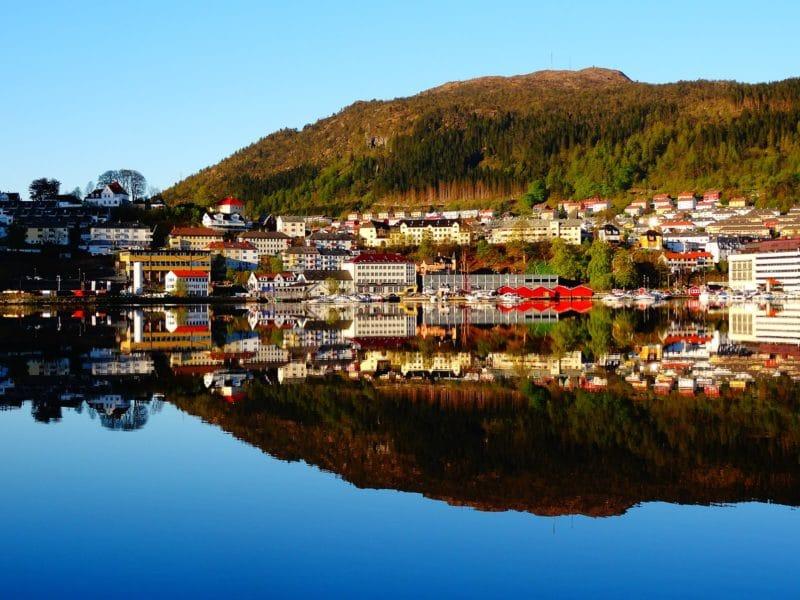 Fjellsiden, Bergen