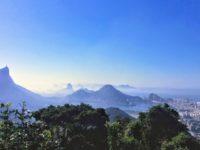Randonnée dans le parc national de Tijuca