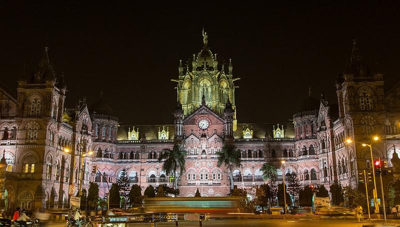 Victoria Station, Chhatrapati Shivaji Maharaj Terminus, Fort, Mumbai (Bombay)