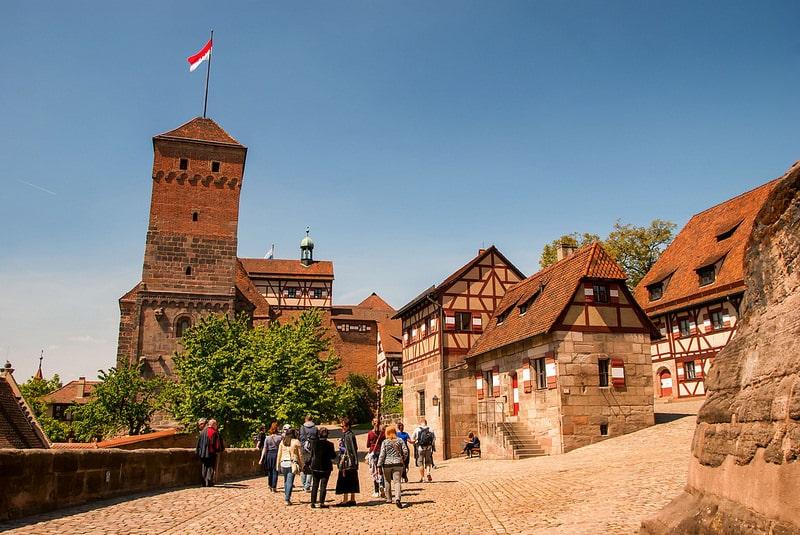 Château impérial de Kaiserburg, Nuremberg
