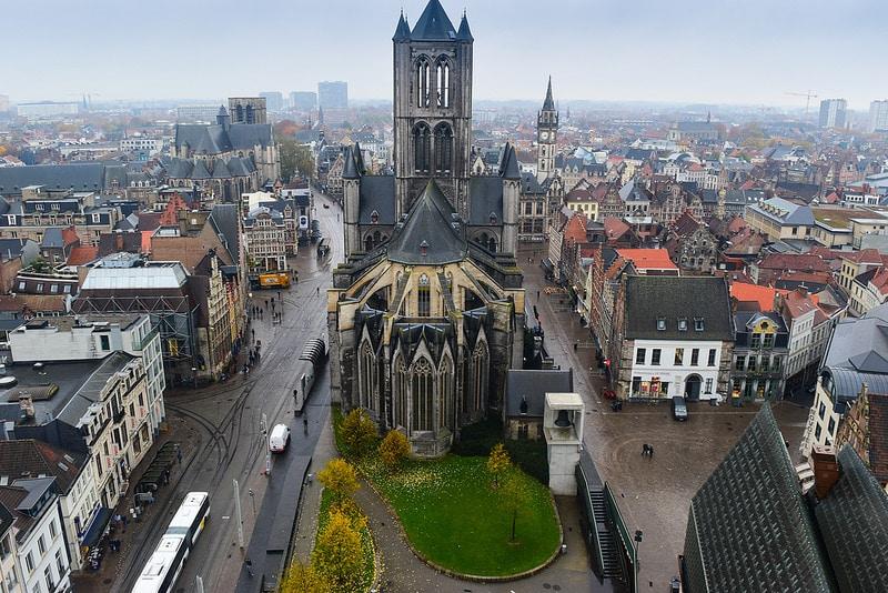 Centre-ville, Gand