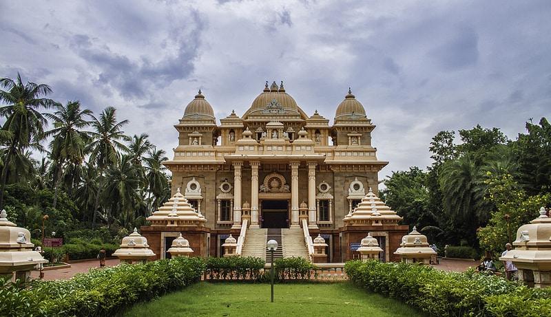 Sri Ramakrishna Math Temple, George Town, Chennai