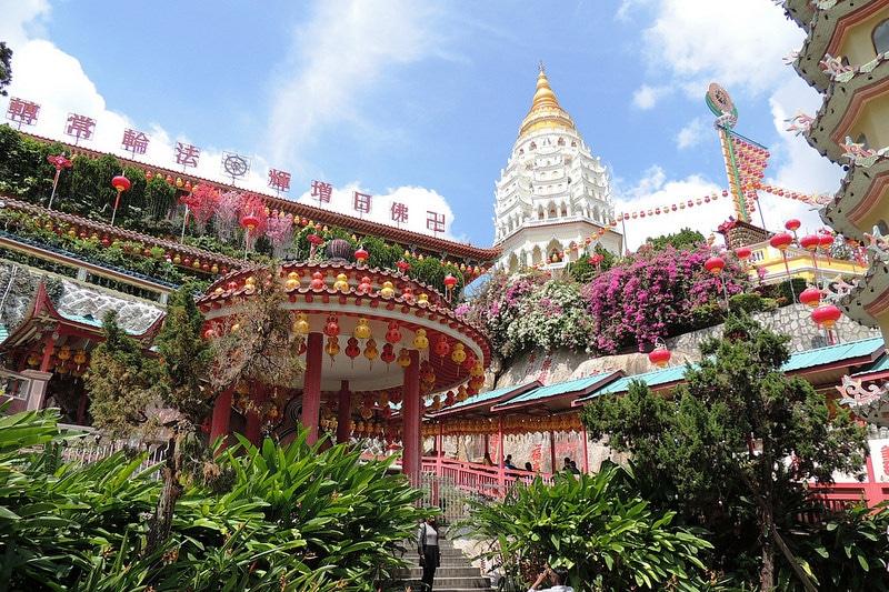 Kek Lok Si Temple, George Town, Penang
