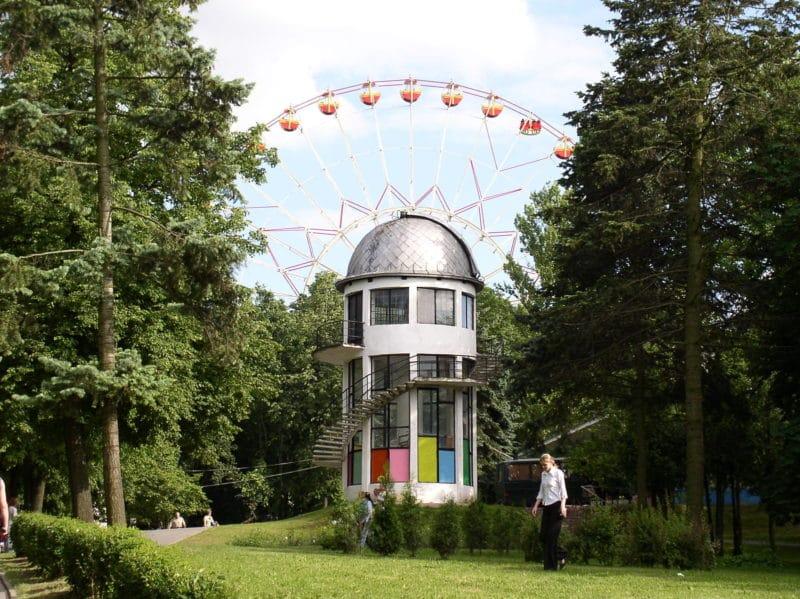 Gorky Central Park, Minsk