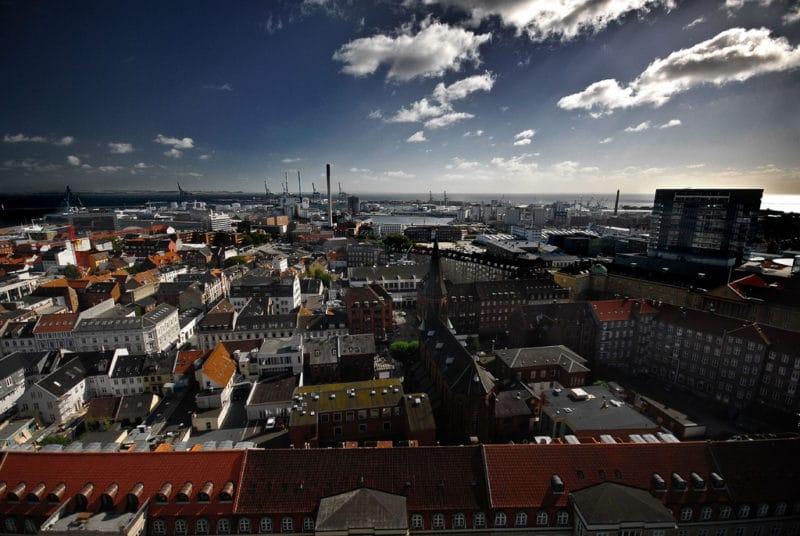 Harbor, Aarhus