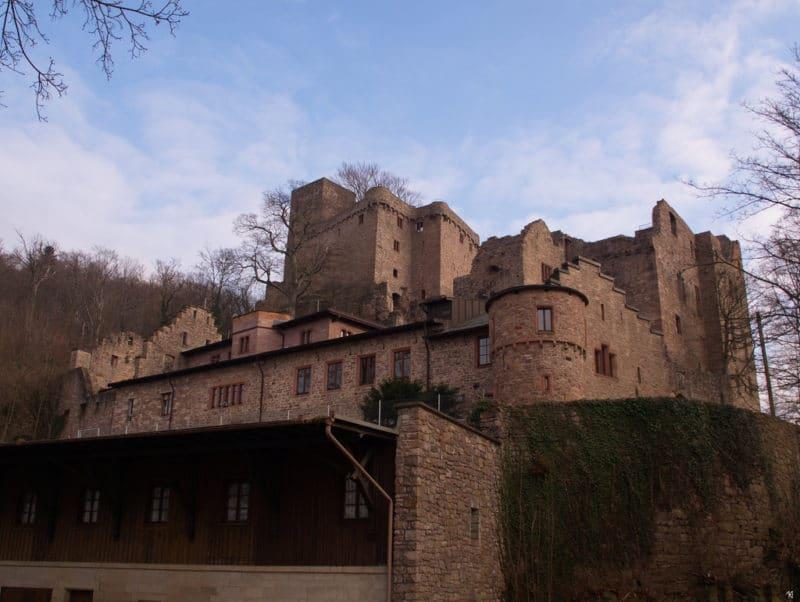 Château d'Hohenbaden, Baden-baden