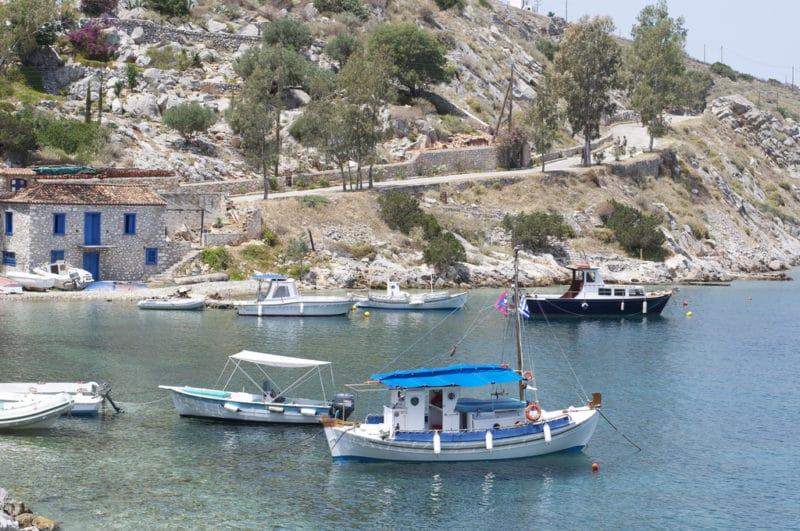 Hydra, Grèce