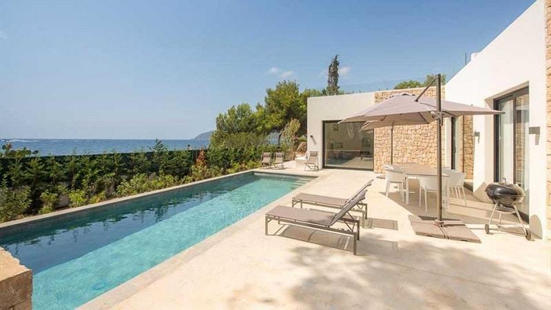 Ibiza Est, location villa