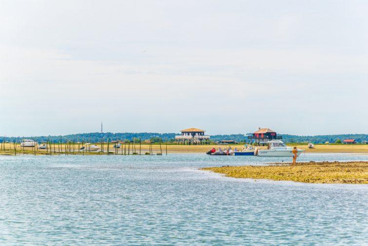Îles aux Oiseaux, Arcachon
