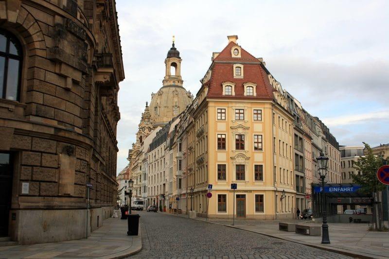 Quartier Innere Altstadt, Mitte, Dresde