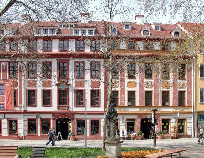 Quartier Innere Neustadt, Dresde