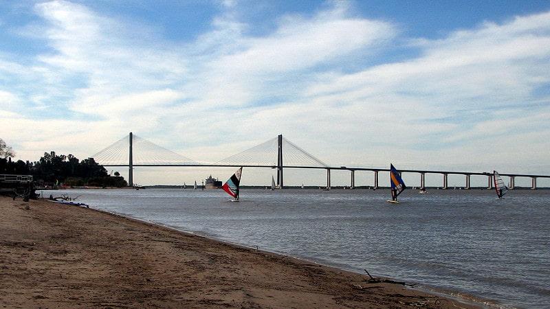 Isla Celeste, Rosario