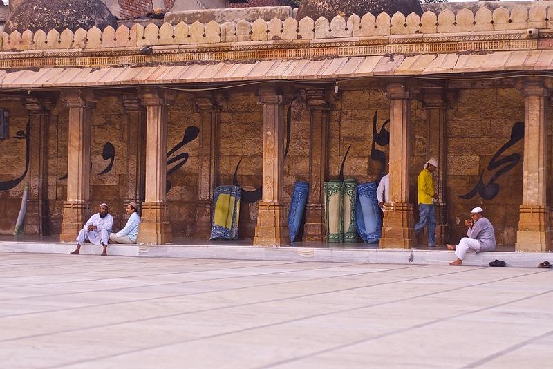 Mosquée Jama Masjid, Ahmedabad