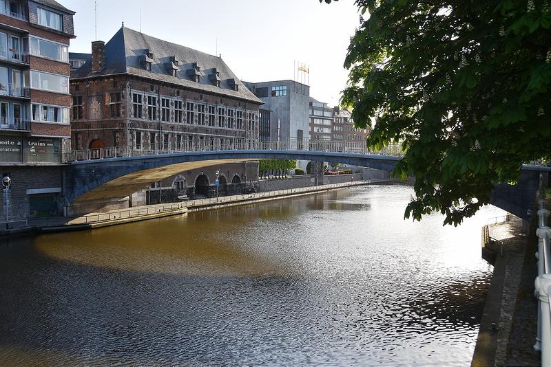 Pont du Musée, Jambes, Namur, Namur