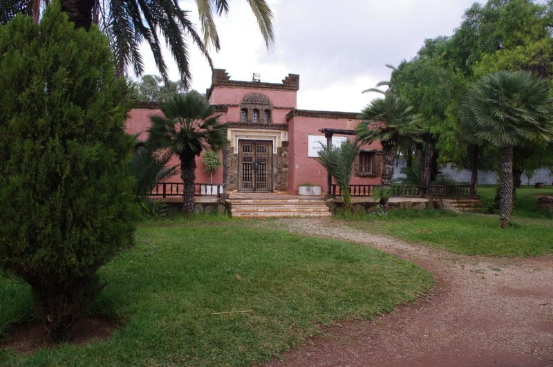 Jardin d'Olhao, jardin portugais, Agadir