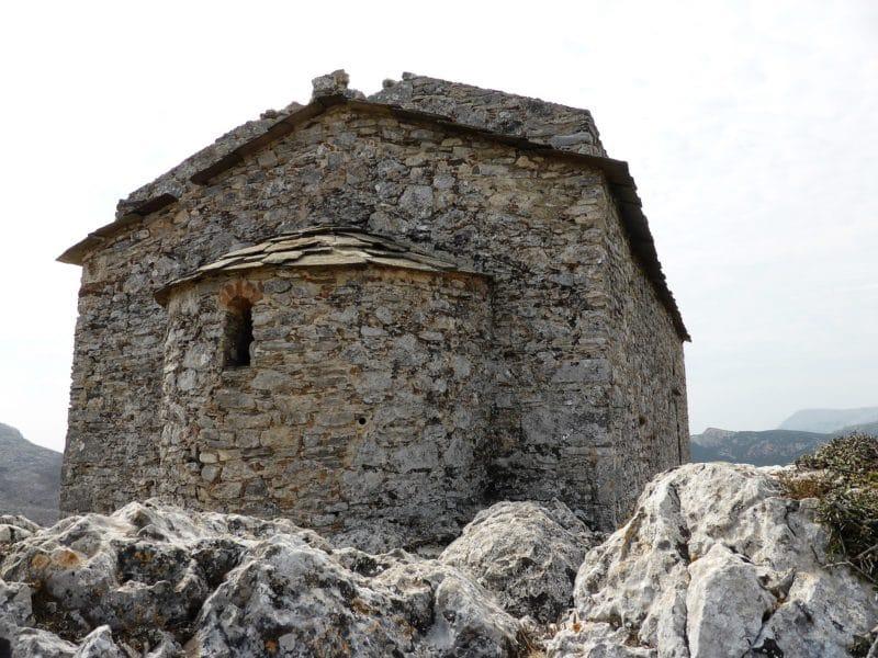 Eglise, Kambos, Ikaria