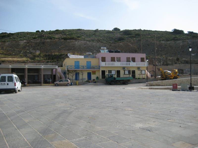 Karavé, Gavdos, Crète