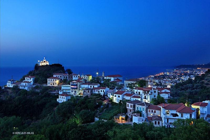 Loger à Karlovasi, Samos