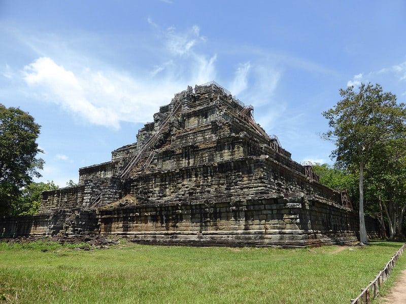 Temple Koh Ker, Siem Reap