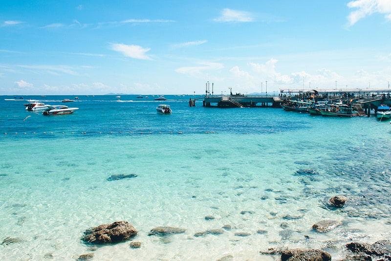 Île de Koh Larn, Pattaya