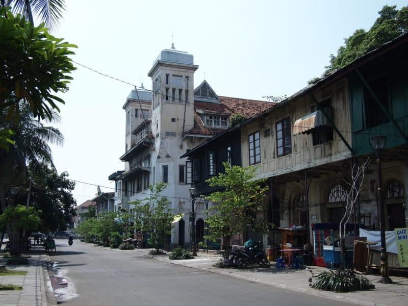 Kota-Tua, Centre ville historique, Jakarta