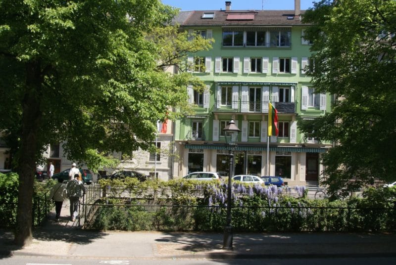 Kurgarten, Baden Baden