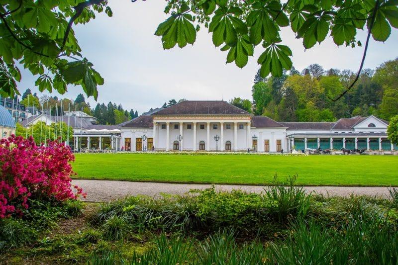 Casino Kurhaus Spa Baden Baden