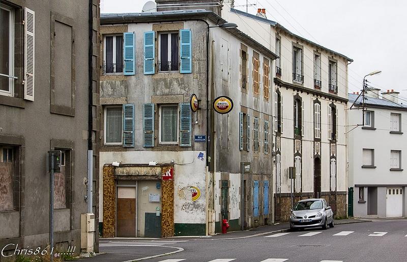 Quartier Lambezellec, Brest
