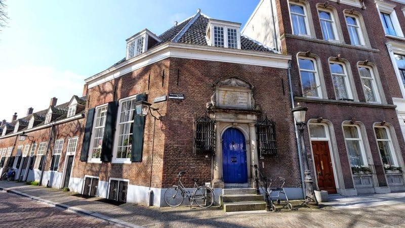 Museum District, Lange nieuwstraat, Utrecht