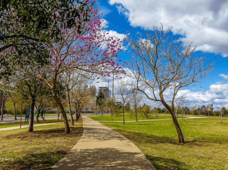 Parc Scalabrini Ortiz, Rosario