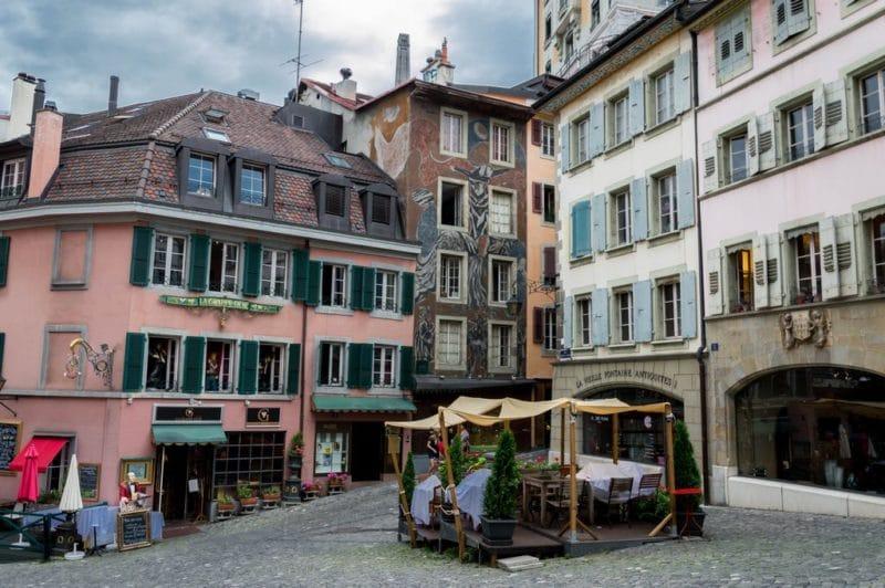 La Cité, Lausanne