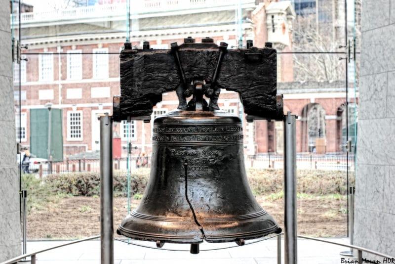 Liberty Bell, Cloche de la Liberté, Philadelphie