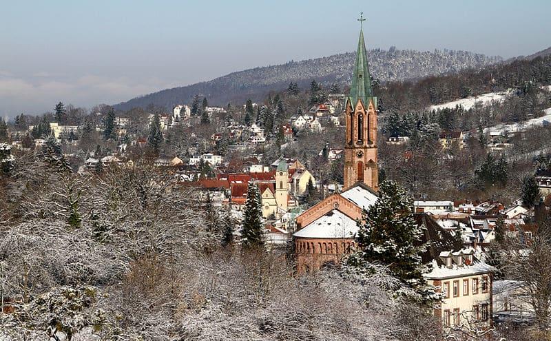 Lichtenthal, Baden-baden
