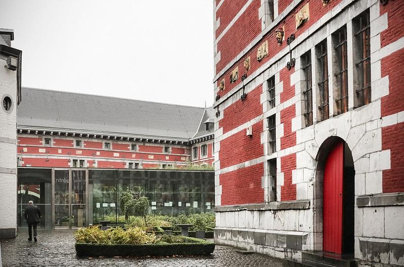 Grand Curtius, centre historique, Liège