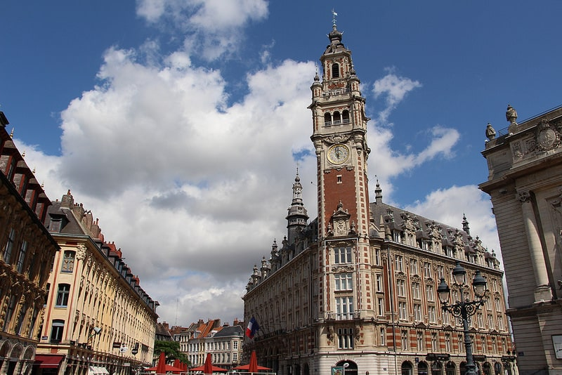 Lille-Centre, Lille, France
