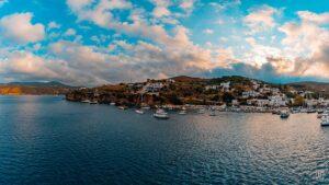 Port de Linaria, Skyros