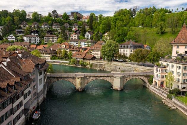 Dans quel quartier loger à Berne ?