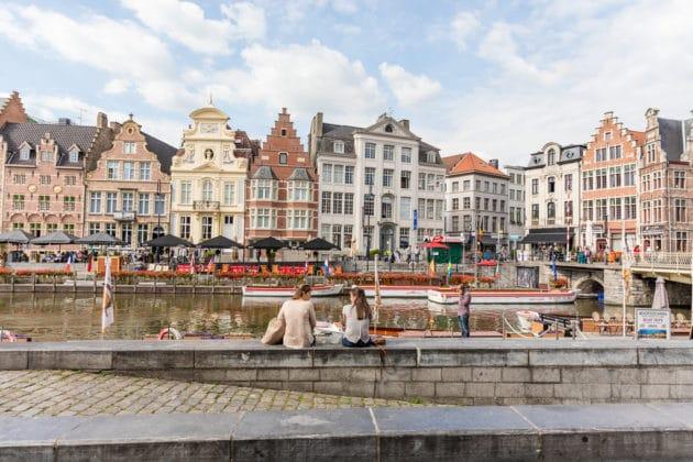 Dans quel quartier loger à Gand ?