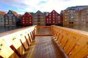 Dans quel quartier loger à Trondheim?