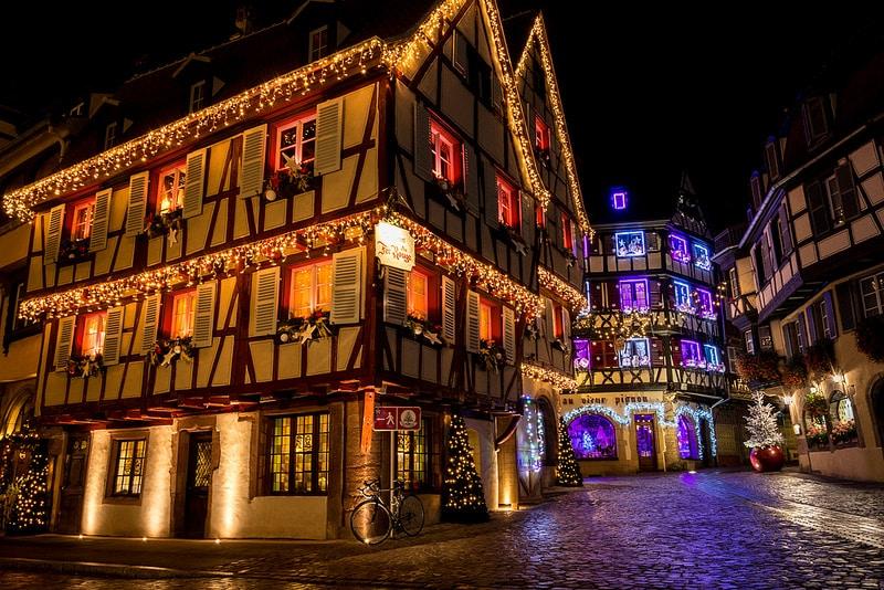 Marché de Noël, Colmar
